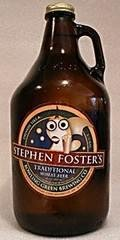 Stephen Fosters Traditional Wheat Beer - German Hefeweizen