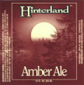 Hinterland Amber Ale - Amber Ale