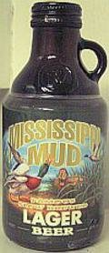Mississippi Mud Lager Beer