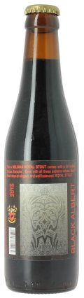 Struise Black Albert - Imperial Stout