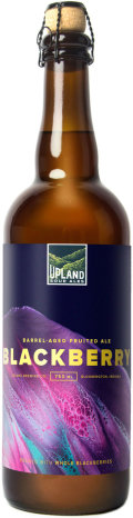 Upland Blackberry Lambic - Lambic Style - Fruit