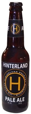 Hinterland Pale Ale - English Pale Ale