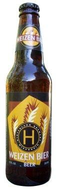 Hinterland Weizen Bier - German Hefeweizen