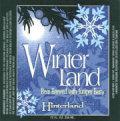 Hinterland Winterland