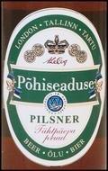 A. Le Coq P�hiseaduse Pilsner - Pilsener