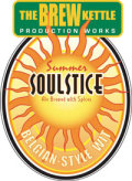 The Brew Kettle Summer Soulstice - Belgian White (Witbier)