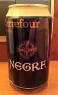 Carrefour Cerveza Negra / Cerveja Preta