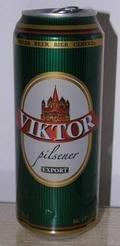 Viktor Pilsener Export