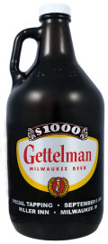 Gettelman $1000 Beer