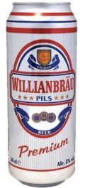 Willianbr�u Pils - Pale Lager