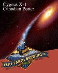 Flat Earth Cygnus X-1 Porter
