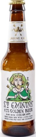 Greene King St Edmunds (Bottle)  - Golden Ale/Blond Ale