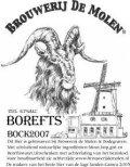 De Molen Borefts Bock (2007) - Dunkler Bock