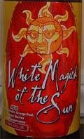 Voodoo White Magick of the Sun - Belgian White (Witbier)