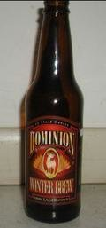 Dominion Winter Brew (Imperial Stout)