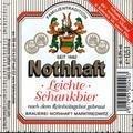 Nothhaft Leichte Schankbier - Low Alcohol