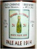 Old Chimneys Pale Ale 1914