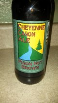 Cheyenne Ca�on Pi�on Nut Brown Ale