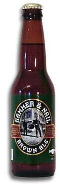 Hammer & Nail Brown Ale
