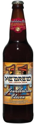 HeBrew Jewbelation Eleven - American Strong Ale
