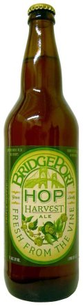 BridgePort Hop Harvest Ale (2007) - India Pale Ale (IPA)