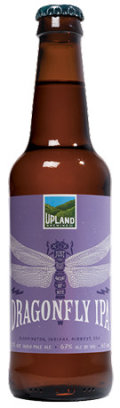 Upland Dragonfly India Pale Ale - India Pale Ale (IPA)