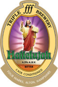 Triple fff Hallelujah - Golden Ale/Blond Ale