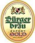 B�rgerbr�u Bayreuth Export Gold - Dortmunder/Helles