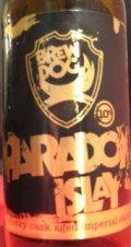 BrewDog Paradox Islay (Batch 009) - Imperial Stout