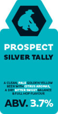 Prospect Silver Tally - Golden Ale/Blond Ale