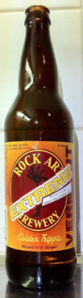 Rock Art Golden Tripple - Abbey Tripel