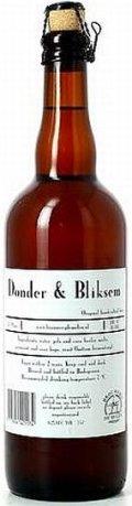 De Molen Donder & Bliksem (Thunder & Lightning) - Pilsener