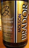 Molson Brador - Malt Liquor