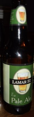 Lamar Street Organic Pale Ale