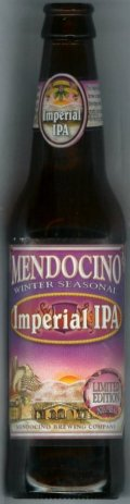 Mendocino Winter Seasonal Imperial IPA