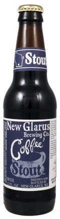 New Glarus Coffee Stout - Stout