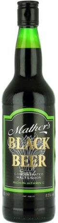 Mathers Black Beer