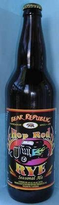 Bear Republic Hop Rod Rye Ale - Imperial/Double IPA