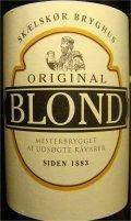 Harboe Sk�lsk�r Original Blond