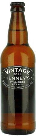 Henney�s Vintage Still Cider (Bottle)