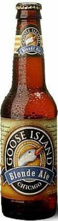 Goose Island Blonde Ale - Golden Ale/Blond Ale