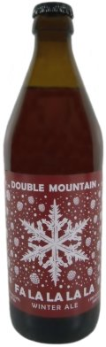 Double Mountain Fa La La La La Winter Ale - American Strong Ale