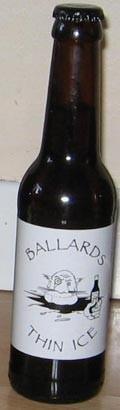 Ballards Thin Ice