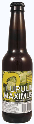 O�so Lupulin Maximus IPA