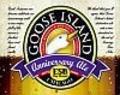 Goose Island Anniversary Ale - Premium Bitter/ESB