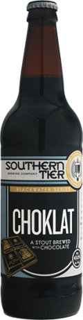 Southern Tier Blackwater Series: Choklat - Imperial Stout