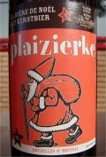 Plaizierke - Belgian Strong Ale