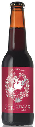 Goose Island Christmas Ale - Brown Ale