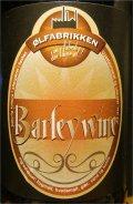 �lfabrikken Barleywine - Barley Wine