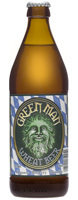 Green Man Wheat Beer - German Hefeweizen